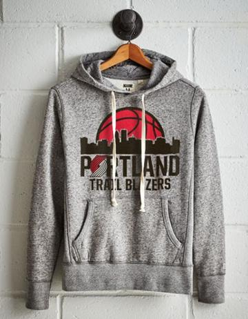 Tailgate Men's Trail Blazers Fleece Hoodie