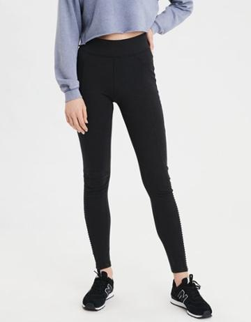 American Eagle Outfitters Ae Moto Ankle Jegging