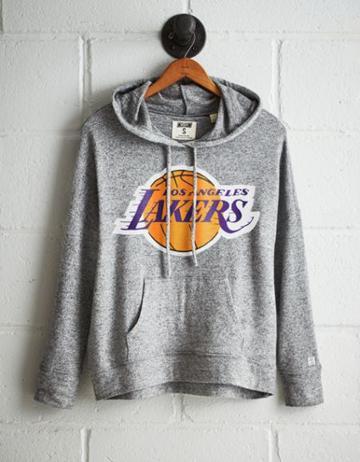Tailgate Women's La Lakers Plush Hoodie