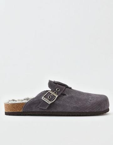 American Eagle Outfitters Ae Corduroy Clog