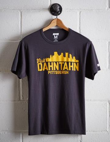 Tailgate Men's Dahntahn Pittsburgh T-shirt
