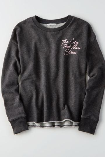 American Eagle Outfitters Ae Nyc Sweatshirt