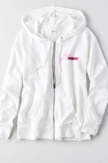 American Eagle Outfitters Ae Nyc Pizza Hoodie