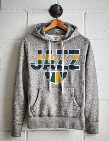 Tailgate Men's Utah Jazz Fleece Hoodie