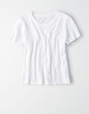 American Eagle Outfitters Ae Ribbed Boy Tee