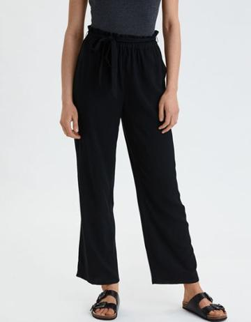 American Eagle Outfitters Ae Paperbag Pants