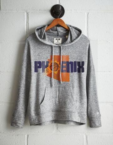 Tailgate Women's Phoenix Suns Plush Hoodie