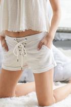 Aerie Lace-up Sweatshort