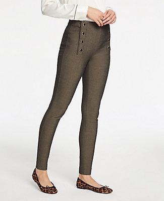 Ann Taylor The Sailor Chelsea Skinny Pants