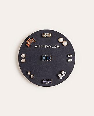Ann Taylor Stud Earring Set
