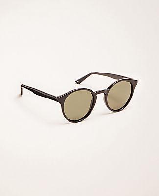 Ann Taylor Modern Round Sunglasses