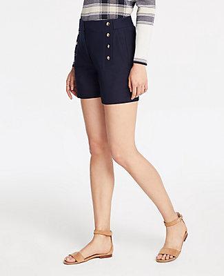 Ann Taylor Sailor Shorts