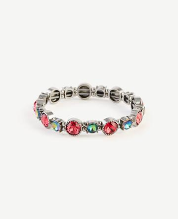 Ann Taylor Jeweled Stretch Bracelet