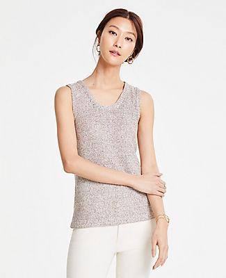 Ann Taylor Sweater Shell