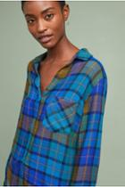 Cloth & Stone Shoshone Plaid Buttondown