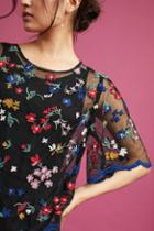 Maeve Meadows Embroidered Top