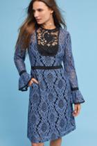 Nanette Lepore Modernist Shift Dress