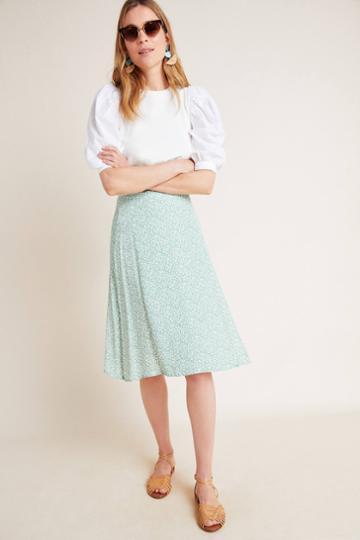 Faithfull Racquel Midi Skirt