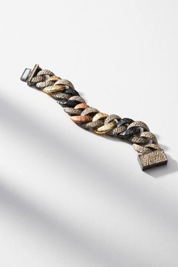 Kmo Paris Sonomo Link Bracelet