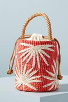 Aranaz Ola Embellished Bucket Bag