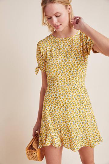 Faithfull Marguerite Mini Dress