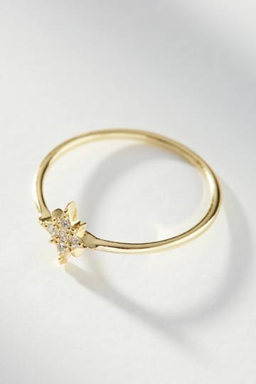 Shashi Mini Starburst Ring
