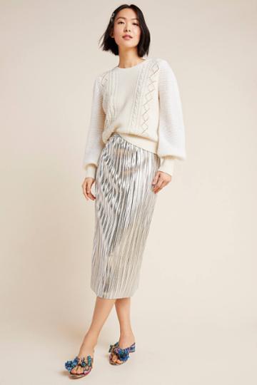 Maeve Nikola Midi Skirt