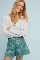 Ett:twa Simone Tiered Shorts