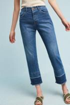 Dl1961 Patti High-rise Straight Cropped Jeans