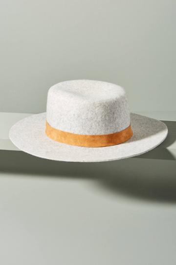 Wyeth Evelyn Boater Hat
