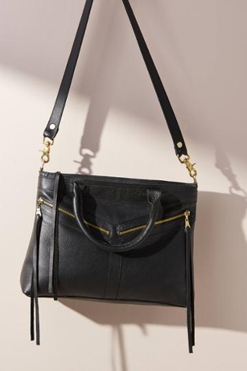 Jj Winters Zoey Leather Tote Bag