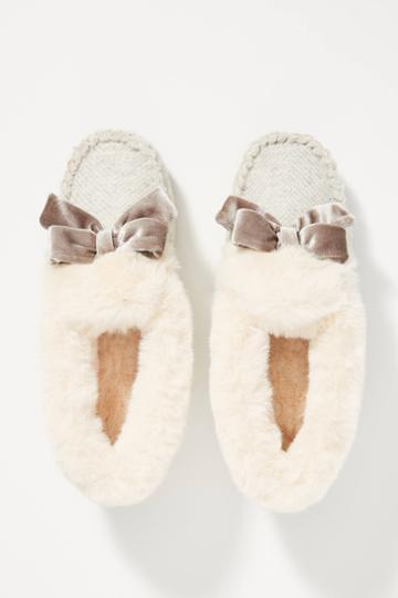 Anthropologie Marielle Moc Slippers