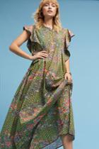 Cynthia Rowley Versailles Maxi Dress