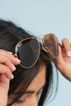 Anthropologie Ray-ban Evolve Aviator Sunglasses