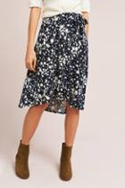 Maeve Knit Wrap Skirt