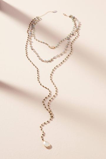 Ela Rae Andrea Layered Necklace