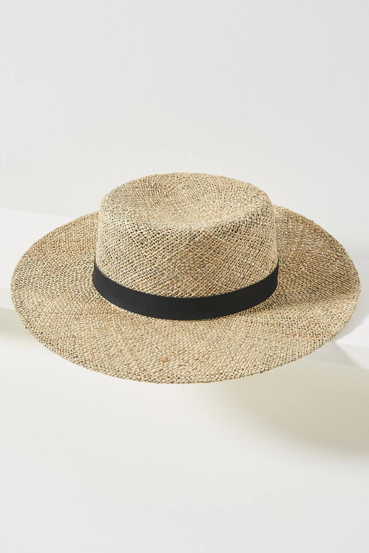 Wyeth Austin Boater Hat