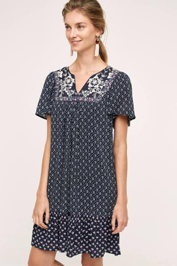 One September Alpina Tunic Dress