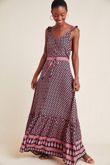 Raga Gracie Tie-waist Maxi Dress