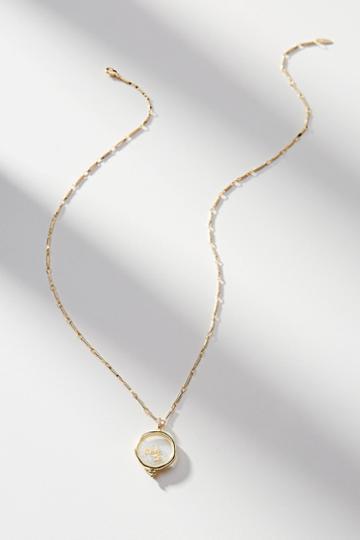 Lulu Dk Shaker Necklace