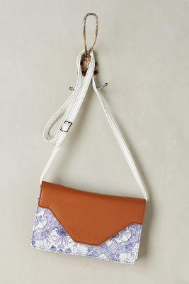 Anthropologie Antiquary Crossbody Bag