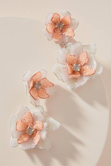 Suzanna Dai Oaxaca Flower Drop Earrings