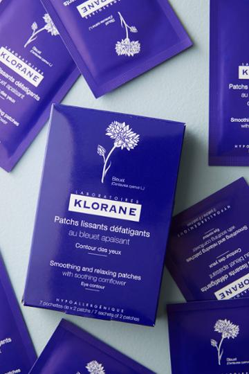 Klorane Smoothing + Relaxing Eye Patches