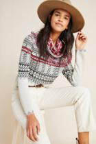 Aldomartins Benicia Fringed Sweater