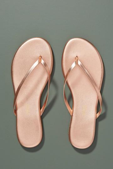 Tkees Metallic Thong Sandals