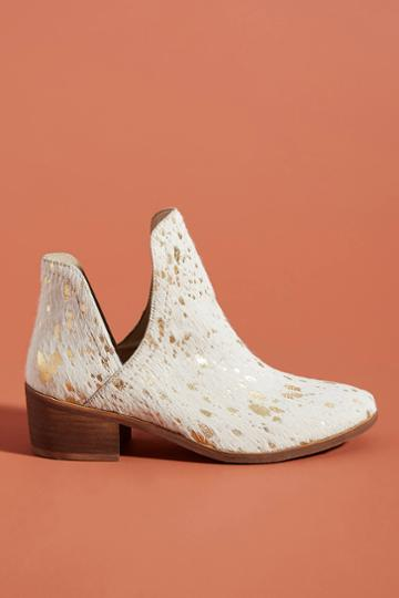 Matisse Animal-printed Ankle Boots