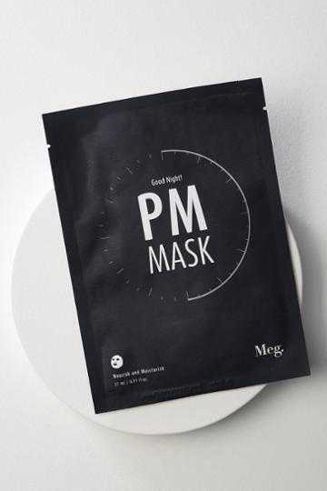 Meg Cosmetics Good Night Pm Sheet Mask