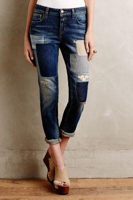 Closed Jaker Patchwork Jeans Patchwork