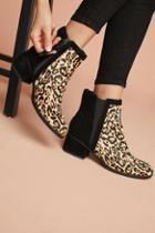 Splendid Rosalie Leopard Booties
