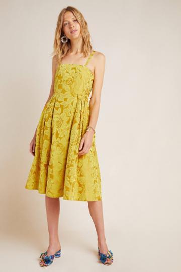 Maeve Jonquil Maxi Dress
